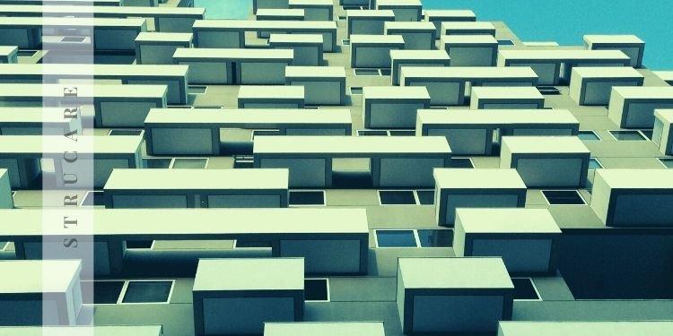 3D Yazıcıyla Yapılmış Büyük Ev