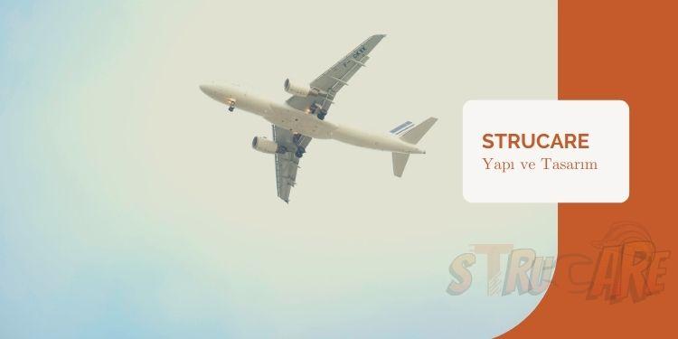 Farklı Renkte Ticari Uçaklar