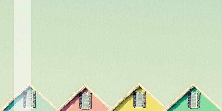 Müstakil tek katlı ev dış cephe boya renkleri
