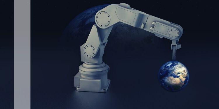 Robotlar İle Baraj İnşa etmek
