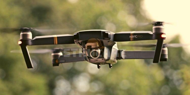 Şantiyelerin Drone İle Tanışması