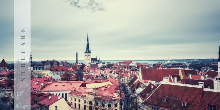 Tallinn Şehri Mimarisine