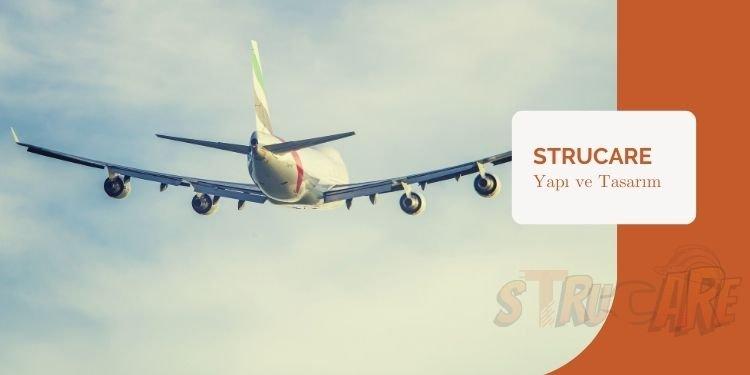 Uçakların Beyaz Renkte Olmasının Avantajları