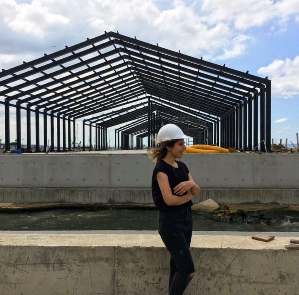 kadın gözüyle inşaat mühendisliği