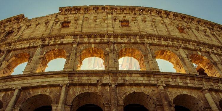 antik roma mimarisi
